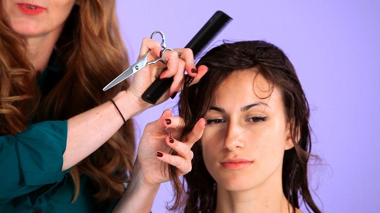 how to handle cowlicks | hair cutting