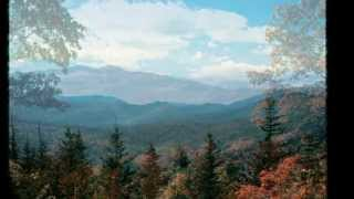 The Four Seasons of Great Smoky Mountains National Park
