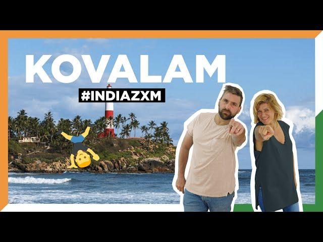 Thiruvananthapuram y Kovalam - Kerala - India - ZXM