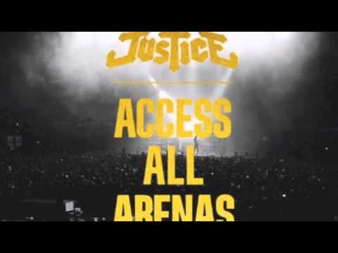 Justice  Stress  Access All Arenas
