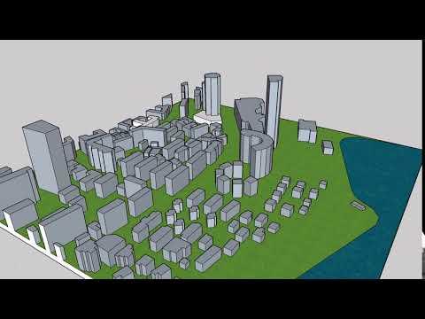 Marsden 3D Qingdao Model