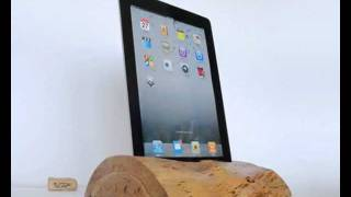 Valliswood - Wooden Docking Stations For Iphone, Ipod, Ipad