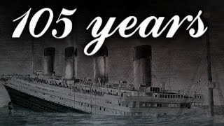 TITANIC 105 Years anniversary   Tribute with my drawings   2017