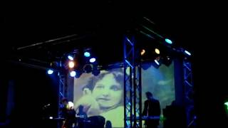 The Frozen Autumn - In The Golden Air ( Live at Kyttaro Athens 04.02.2012 )