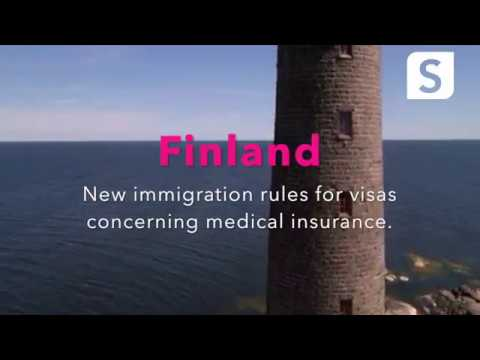 International student health insurance Finland