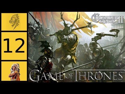 Let's Play CK2 - Game Of Thrones Mod - Robert Baratheon #12