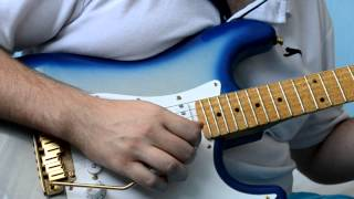 Massachusetts - The Bee Gees (Guitar Instrumental)