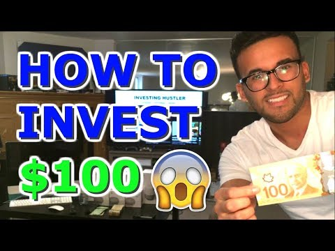 💰 How To Invest $100 in 2018 💰👍