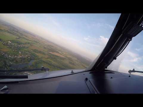 Посадка в Калининграде