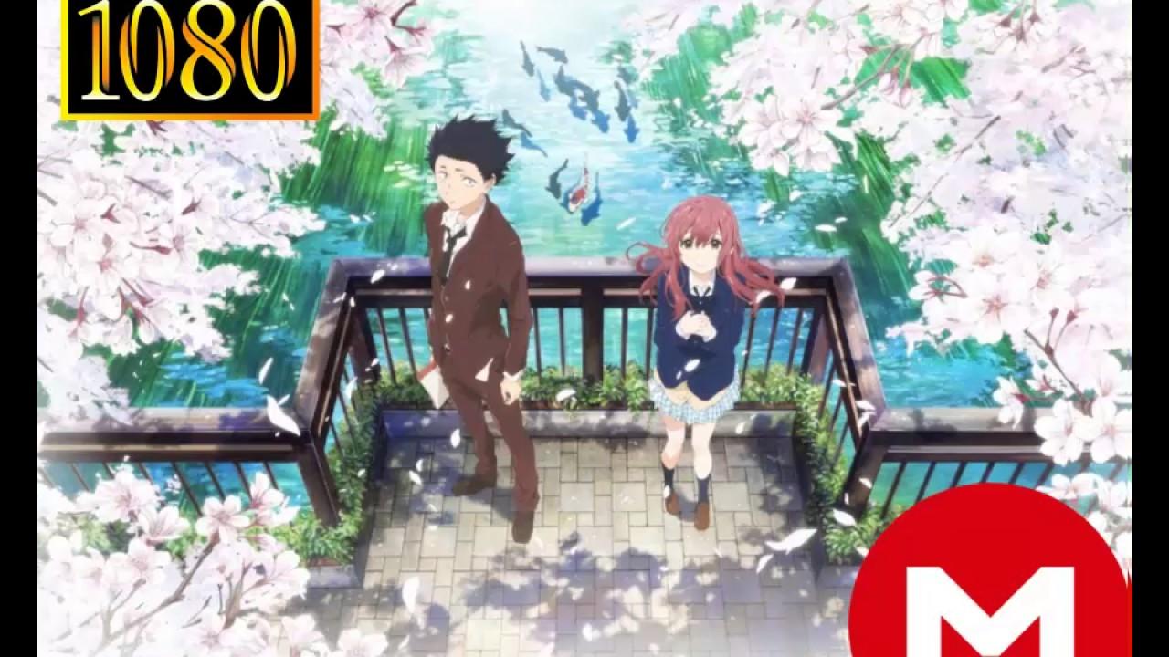 Ver Koe no katachi (2016) HD 1080p [Latino/Japonés ...