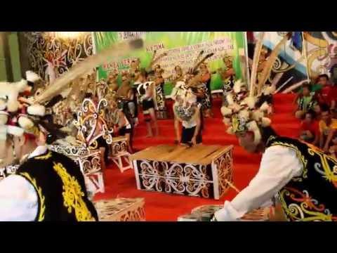 Cover Lagu Musik Tradisional Metun Sajau STAFABAND