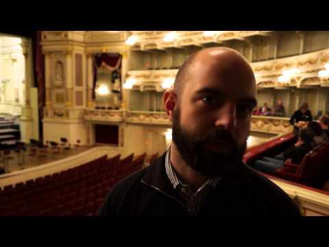 Stefan Nagora, Guide Semper Oper, Dresden
