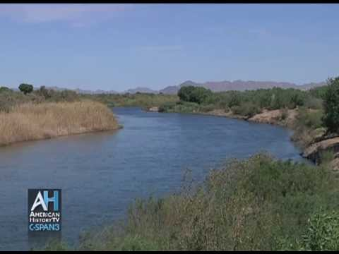 C-SPAN Cities Tour - Yuma: Yuma Crossing and the Colorado River