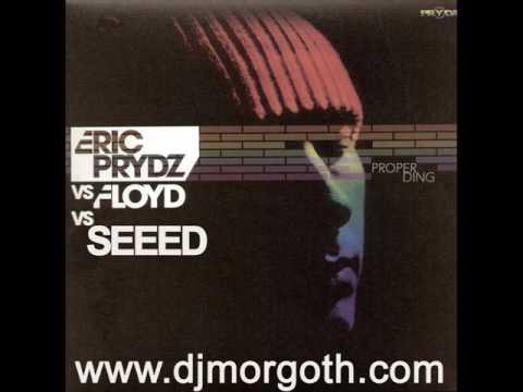 Eric Prydz vs. Pink Floyd vs. Seeed - Proper Ding [Morgoth]