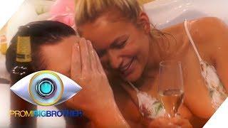 Gebranntes Kind - Darum will Daniel nicht mit Chethrin flirten | Finale | Promi Big Brother | SAT.1
