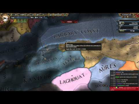 Europa Universalis IV: Sons of Carthage Achievement 01