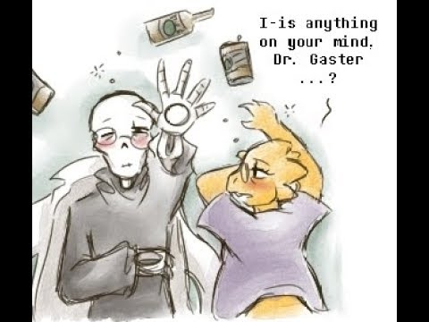 I Majored In Hurting People (Drunk Gaster Comic Dub)