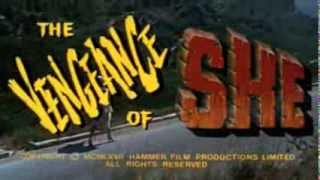 """The Vengeance of She"" - Opening Scene (1968, Soundtrack by Mario Nascimbene)"