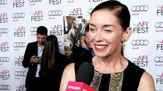 "Julianne Nicholson on Her ""Fairy Godsister"" Julia Roberts | POPSUGAR Interview"
