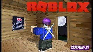 Roblox Camping 2 Secret Message hidden in Death Mirror