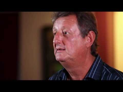 Eric Bristow talks about dartitis 2013