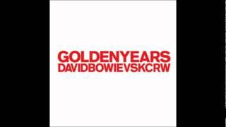 KCRW DJs Remix Golden Years by David Bowie