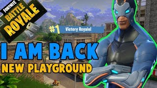 Fortnite battle royale live stream // *new PLAYGROUND OUT NOW* // FANS CAN JOINw// GIVEAWAY AT 1K//