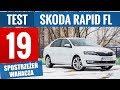 Skoda Rapid FL 1.0 TSI 95 KM DSG Style (2018) - TEST PL