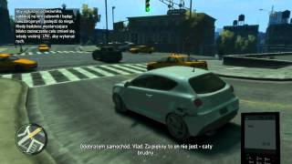 GTA IV: Mission #11 - Clean Getaway [1080p]