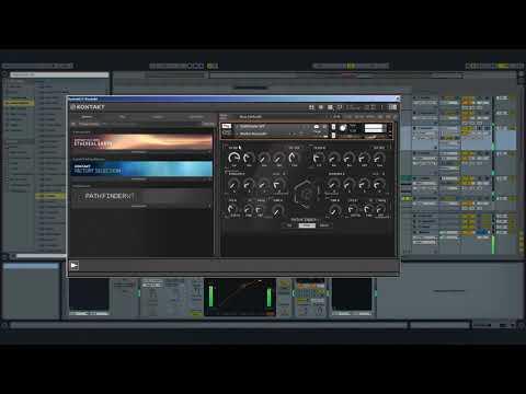 Pathfinder WT - NKS Kontakt Player - Studio Jam Psychedelic Chillout Demo