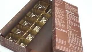 [브레드가든/이지베이킹]코지아트 초콜릿박스(레터링레드/…
