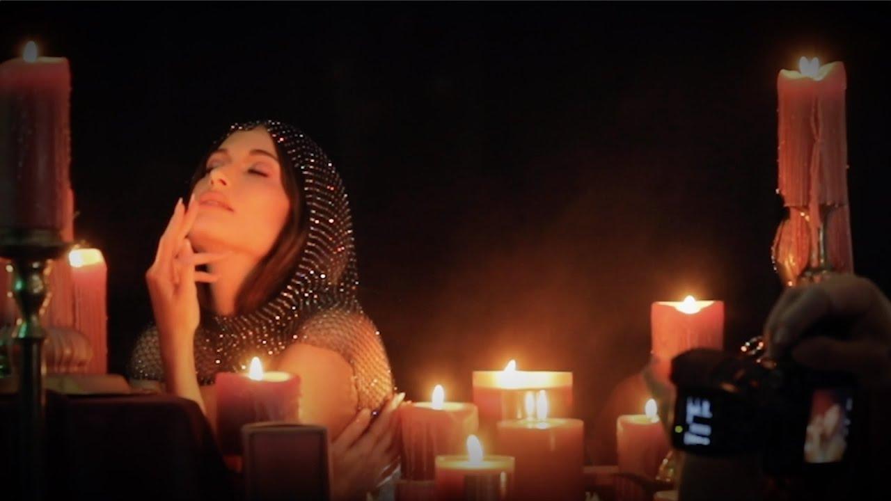 Kacey Musgraves - Slow Burn Candle BTS