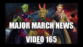 DC Legends Game Video 165 | Major March News