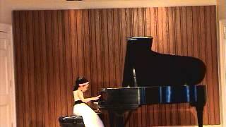 I Got Plenty Or Nutting of G. Gershwin, piano by Jennifer Liu