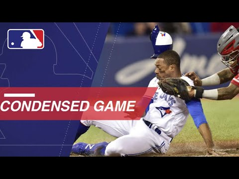 Condensed Game: LAA@TOR - 5/23/18