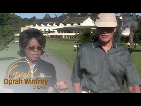 Oprah Loses Her Cool While Golfing with Clint Eastwood  The Oprah Winfrey   OWN