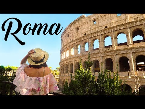 7 zile in Roma | Vlog de calatorie
