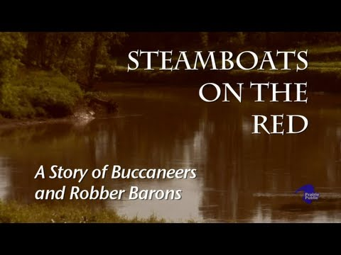Steamboats On The Red