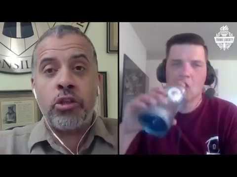 Think Liberty Interview w/ Larry Sharpe