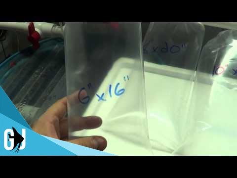 #314: What Size Poly Bag To Ship Tropical Fish? - Tank Tip