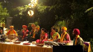 Folk song of Haryana by Sakha Vrind - 09013663678