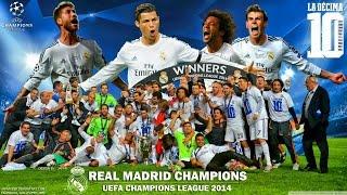 Champions League 2015. Real Madrid - Đường đến ngôi vô địch (P1)