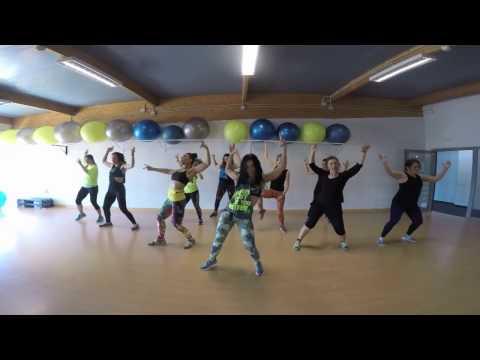 SWALLA - SALSATION® Choreography by Azahara Ramirez - Jason Derulo feat Nicki Minaj & Ty Dolla Sing