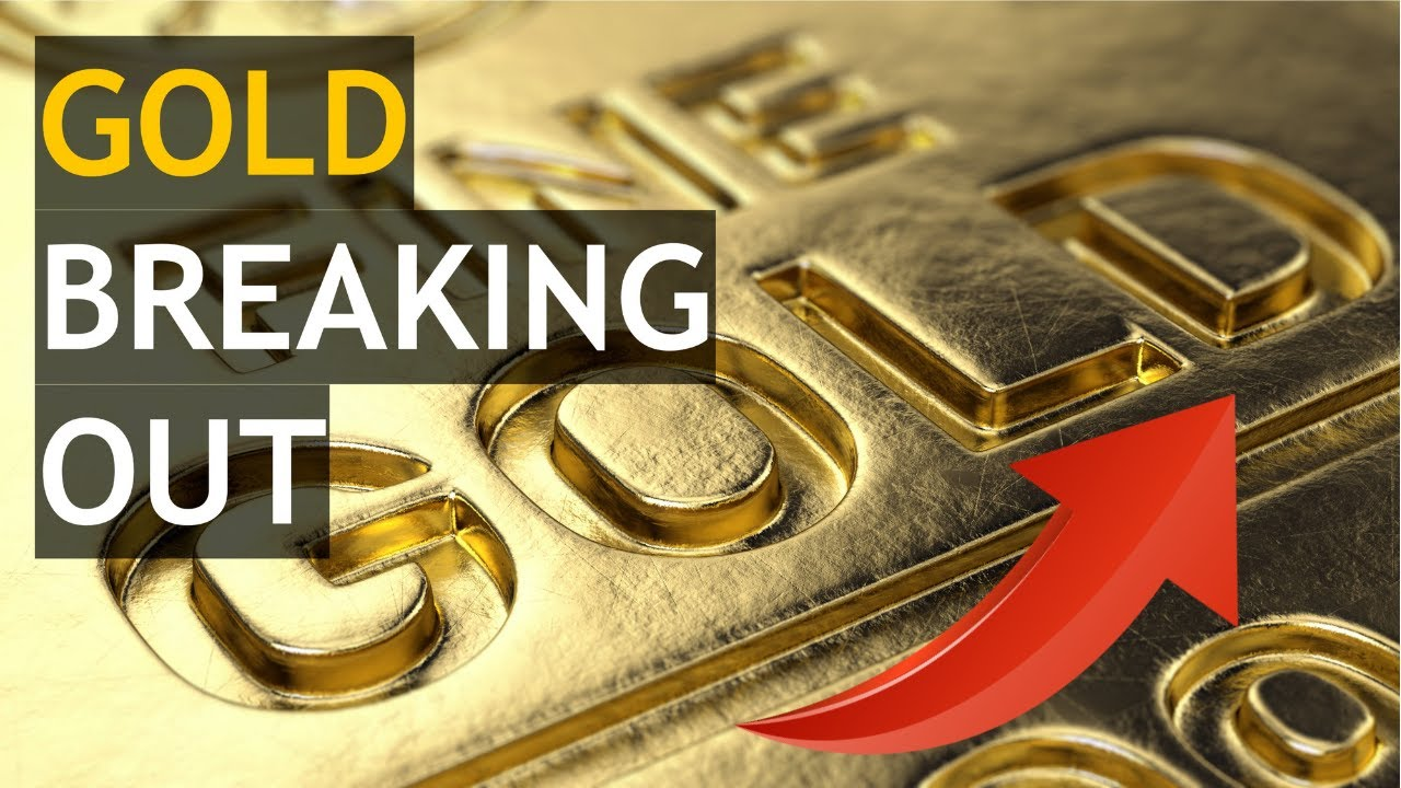 Gold Coiled for Weeks... Its Breaking Out NOW | Price Analysis