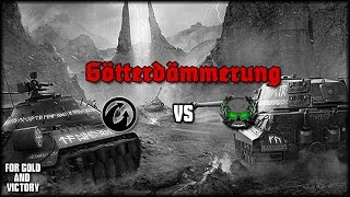 For Gold and Victory - Götterdämmerung: Odem Mortis vs Dark Gods - Clanwar [ HD | Deutsch ]