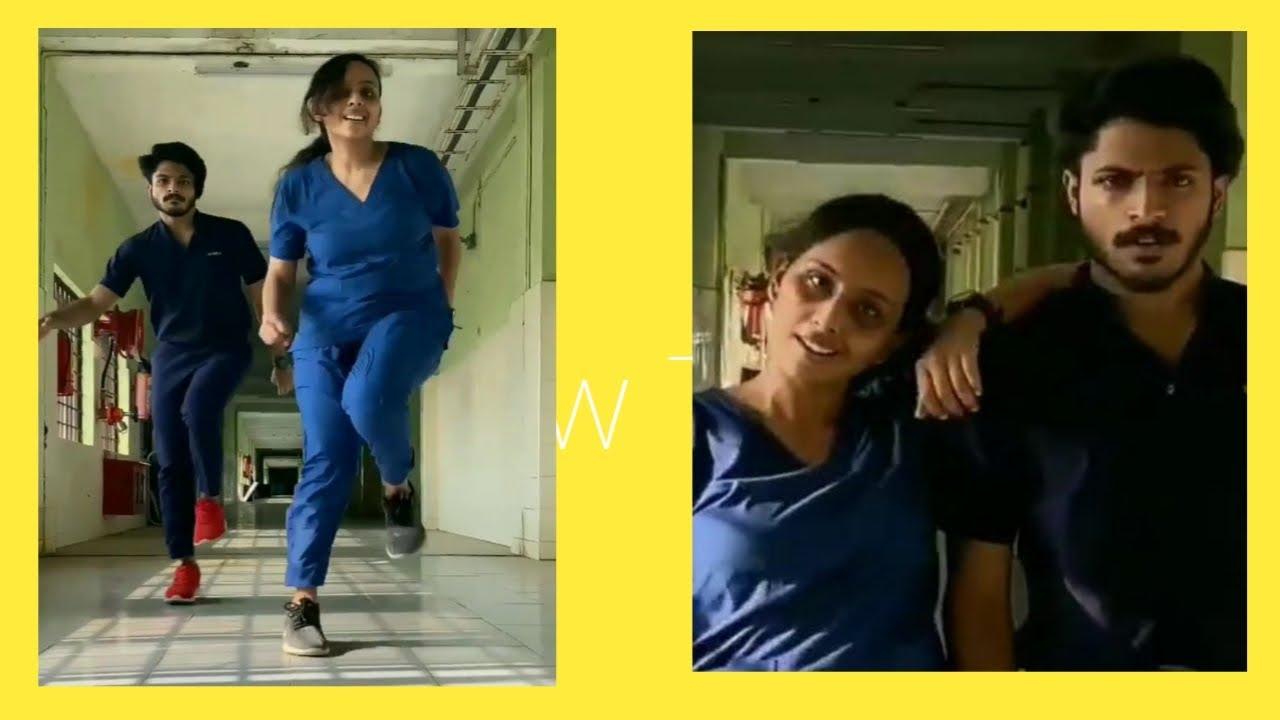 #rasputin #boneym #medicos      Dance in Scrubs by Kerala Medicos Naveen Razak and Janaki M Omkumar