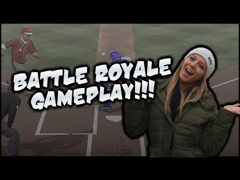 CAN WE WIN A BR GAME TOGETHER? BATTLE ROYALE GAMEPLAY MLB 17!