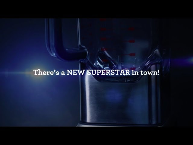 There's a NEW SUPERSTAR in town!