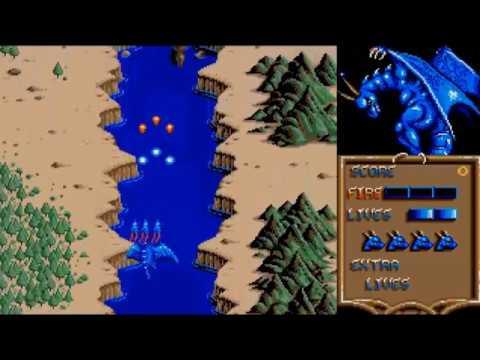Arcade Perfect? - My Arse!! - Dragon Spirit