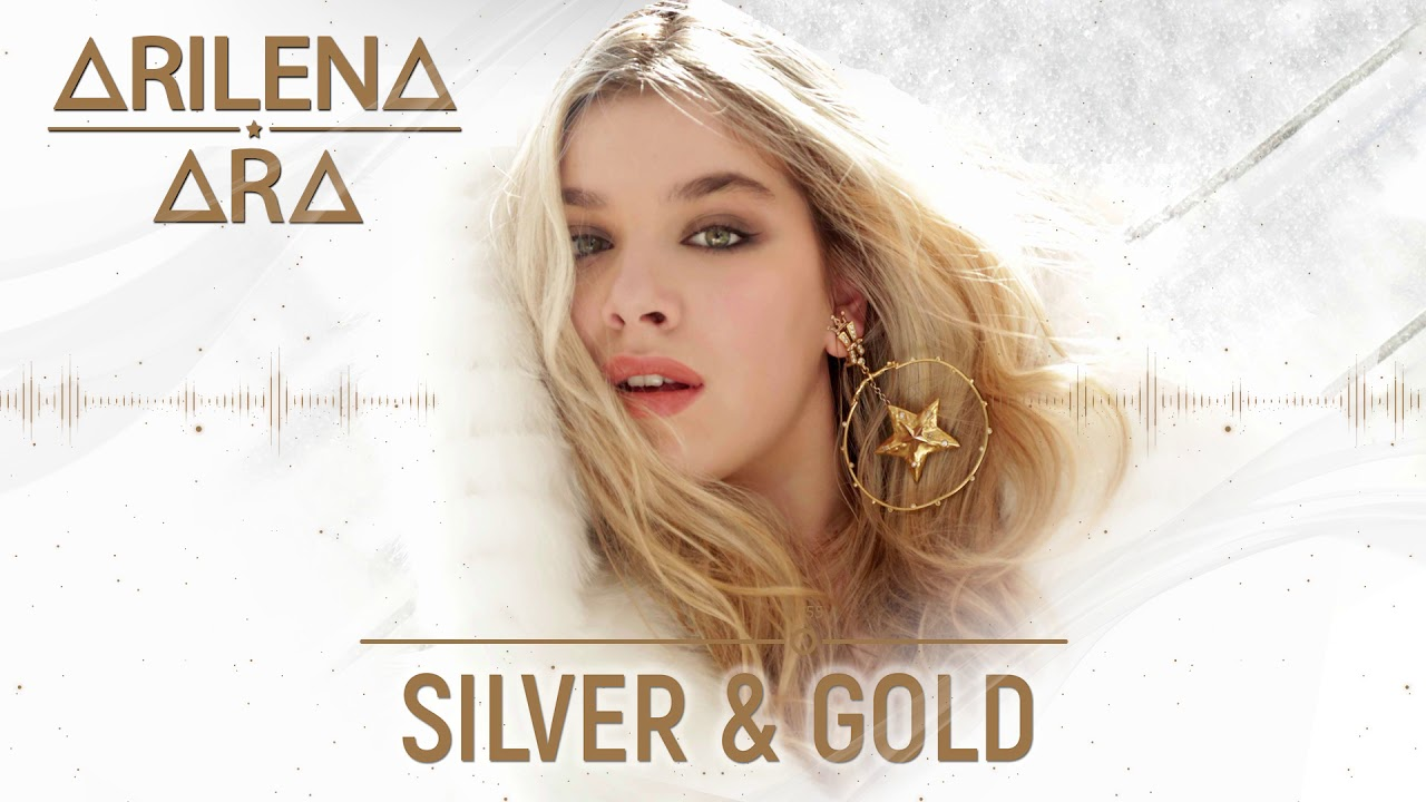 factory outlet beauty 100% quality Arilena Ara - Silver & Gold (Original Radio)